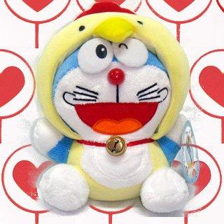 Doraemon (Ding Dang) Chinese Zodiac Plush Rooster