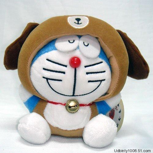 Doraemon (Ding Dang) Chinese Zodiac Plush Dog