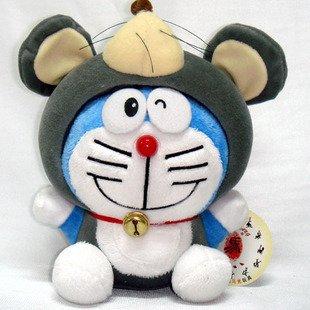 Doraemon (Ding Dang) Chinese Zodiac Plush Mouse