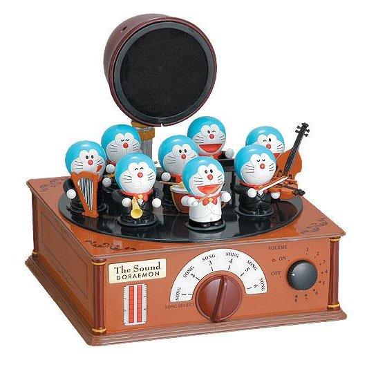 Doraemon (Ding Dang) Music Box