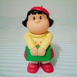 7� Doraemon/DingDang Jyian�s Sister Figure Collection