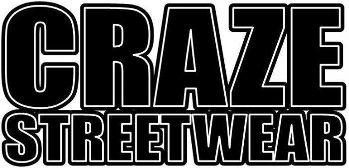 Craze Streetwear Logo - Tee