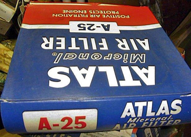 POPULAR 1960S V8  FORD AIR FILTER  C3AZ9601B C4AF9601B A173C FAIRLANE 500 GALAXY CUSTOM POLICE MORE!