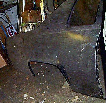 """Cadillac 1977-1979 NOS GM R/Side Quarter Panel """"Rare"""" 20047750"""