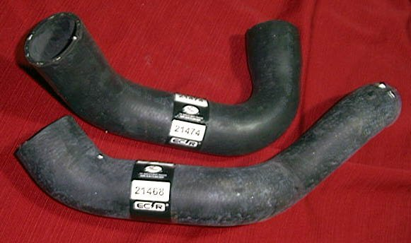 GMC Brigadier 1978-89, Chevrolet 	Bruin 1980, New Lower Radiator Hose FIBERGLASS HOOD   CAT 3208