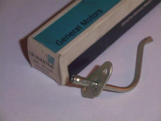 Corvair 1965-1968 NOS Windsheild Washer Nozzle set 3858768