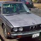 BMW 528 E 1985 Sedan Gunsmoke Grey,Cool Running,Great FUN Summer Cruiser/Project Car !
