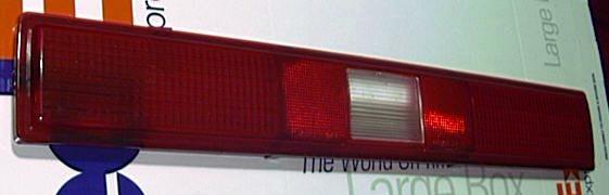 """Pontiac 1971-1972 Ventura II (Pontiacs Nova !)NOS GM Tail Lamp Lens """"Rare"""", 485134"""