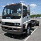 Chevrolet Isuzu GMC 86-94 NPR W4 L/F Whl Cyls W3500 4500 5500 Cab Forward Trucks 94154905 94154907
