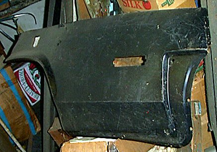 Nova 1975-9 L/Rr Quarter Skylark Omega Phoenix Ventura Buick Pontiac Olds X 1651151 1651153 1651159