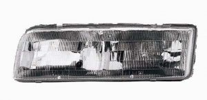 16515243 87-96 Chevrolet Beretta L/Side New Headlamp Housing NOS GM Parts