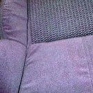 10125940 1989 Corvette Drivers & Passengers Seat Cushion Pair with AR9 Black NOS GM Very Rare !