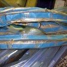 8704498 1971-76 Fullsize Chevrolet Station Wagon LH rear wheel opening molding