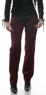 Lip Service Corprate Vampire Blacklist Dress Slacks Pants