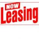 Banner 3ft X 5ft - NOW LEASING-1