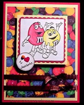 MM Chocolate Pair