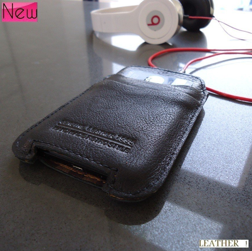 genuine real leather case for Samsung S II I9100 cover purse pouch galaxy 2 s2 R