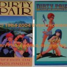 Dirty Pair VHS Video Affair On Nolandia Flight 005 USED