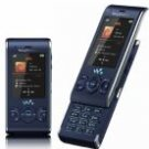 Sony Ericsson W595 Gsm Quadband Phone (unlocked) Active Blue