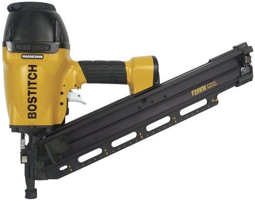 Bostitch F28WW 28° Full Head Wire Stick Nailer (3-1/2)