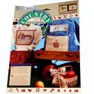 Daisy Kingdom 19530 No Sew Applique A is for Apple
