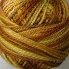 M81 Backyard Honeycomb Pearl Cotton size 12  Valdani Variegated q6