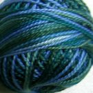 M30 Deep Waters  Pearl Cotton size 12  Valdani Variegated q6