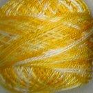 M12 Spring Lights Pearl Cotton size 8 Valdani Variegated q6