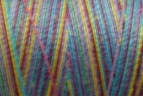 M32 Jewels 35 wt 500m  Valdani Hand Dyed Variegated Cotton Quilting Thread q1