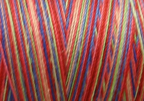 M54 - Primaries - 35wt -  500m - Valdani Variegated Thread q1