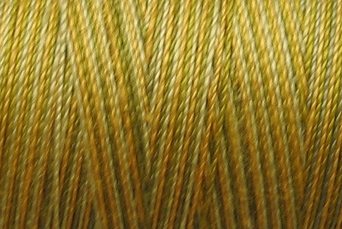 M28 Harvest 35wt 2000m cone Valdani Hand Dyed Variegated Cotton Quilting Thread  q1