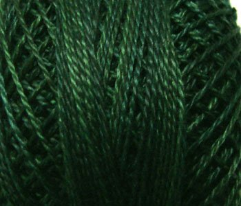 O526 Green Pastures 3 Strand Cotton Floss Valdani 0526 29yd ball Free Ship US q6