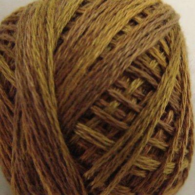 P5 Tarnished Gold Three-Strand-Floss ® Valdani punchneedle cotton 29yd Free Shipping US q6