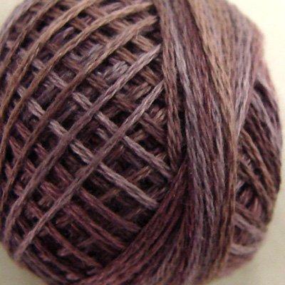 P10 Antique Violet Three-Strand-Floss ® Valdani punchneedle cotton 29yd ball Free Shipping US q6