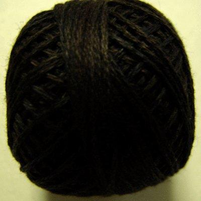 O511 Black Sea Three-Strand-Floss ® Valdani punchneedle cotton 29yd ball Free Ship US 0511 q6