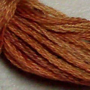O505 Toffee - six strand cotton floss Valdani free ship US CA q3