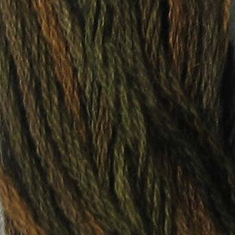 O531 Black Nut - six strand cotton floss Valdani 0531 - free ship US CA - q4