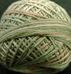 JP9 Herb Garden Muddy Monet collection Three-Strand-Floss ® Valdani 29yds balls q6