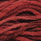 P1 Old Brick  J Paton six strand cotton floss Valdani free ship US CA q6