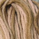 P4 Aged White Light  J Paton six strand cotton floss Valdani free ship US CA q4