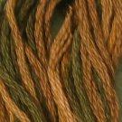 P9 Bronze  J Paton six strand cotton floss Valdani free ship US CA q6