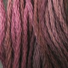 P10 Antique Violet  J Paton six strand cotton floss Valdani free ship US CA q2