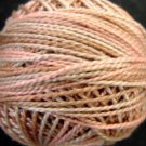 JP5 Nantucket Rose Muddy Monet Collection Valdani  Pearl Cotton size 12  q5