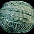 JP12 Seaside Muddy Monet Collection Valdani  Pearl Cotton size 12  q5