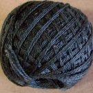 8111 Black Light Three-Strand-Floss ® Valdani punchneedle cotton 29yd Free Ship US q6