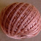 Punchneedle 861 Faded Rust light 3 Strands Cotton Floss Valdani 29yd ball Free Shipping US q6