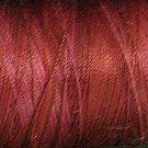 P1 Old Brick Vintage Hues coll 35wt 500m Valdani Overdyed Thread  q3