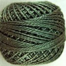 41 Deep Forest Green  Pearl Cotton size 8  Valdani Solid color q6