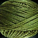 823 Olive Green Dark Perle cotton size 12  Valdani As Time Goes By q6