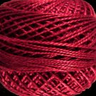843 Old Rose dark Perle cotton size 12  Valdani As Time Goes By q6
